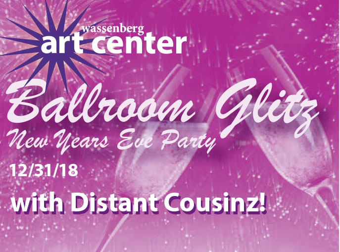Ballroom Glitz - New Years Eve Party