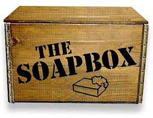 SoapBox! Art Exhibit