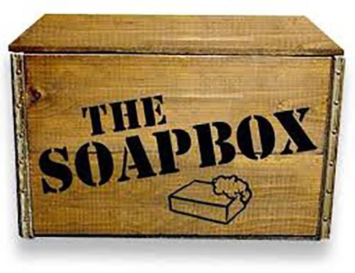 SoapBox! Art Exhibit