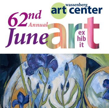62nd Annual June Art Exhibit