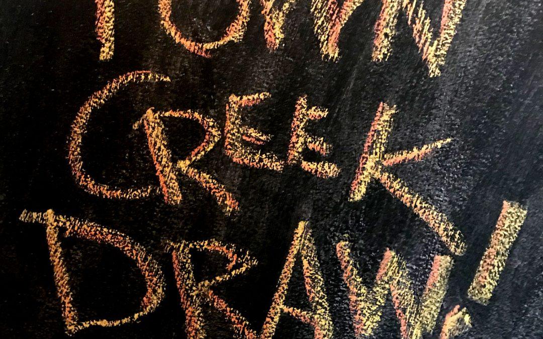 Town Creek Draw
